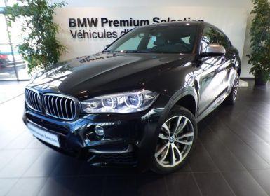 Voiture BMW X6 M50dA 381ch Occasion