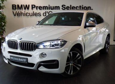 Acheter BMW X6 M50dA 381ch Occasion