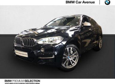 Vente BMW X6 M50dA 381ch Euro6c Neuf