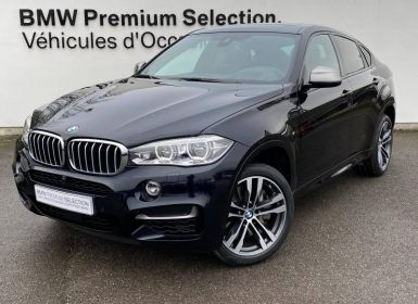 BMW X6 M50dA 381ch Euro6c Occasion