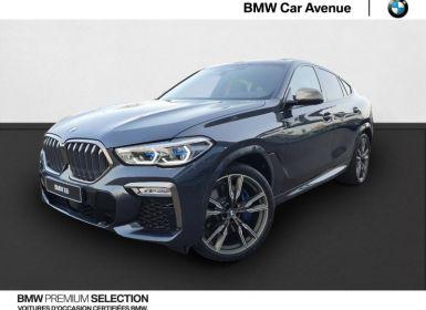 Achat BMW X6 M50dA 400ch Neuf