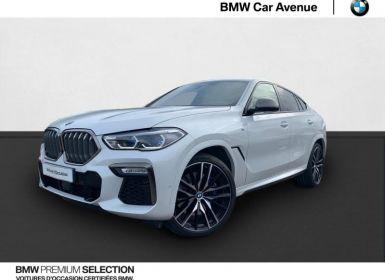 BMW X6 M50dA 400ch Occasion