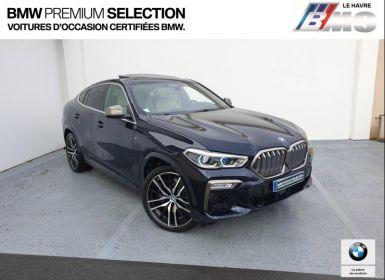 Vente BMW X6 M50dA 400ch Occasion