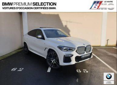 Achat BMW X6 M50iA 530ch Occasion