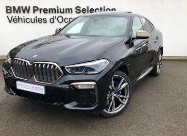 Vente BMW X6 M50iA 530ch Neuf