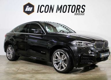 Achat BMW X6 SERIE 40d XDRIVE 3.0 313 F16 Occasion