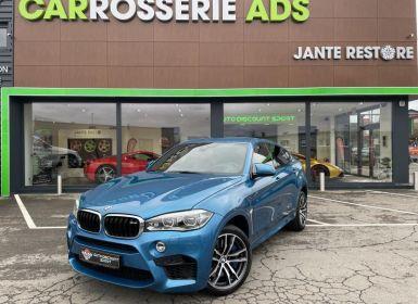 Vente BMW X6 Serie X M 4.4 V8 575 CH Occasion