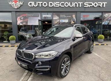 Achat BMW X6 Serie X M50d 381 CV Occasion