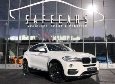 Vente BMW X6 xDrive 30d 258cv BVA Lounge Plus Occasion