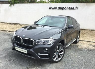 Voiture BMW X6 xDrive 30dA 258ch Edition Occasion