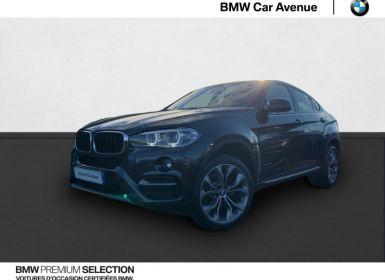 BMW X6 xDrive 30dA 258ch Edition