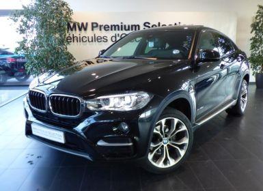 Vente BMW X6 xDrive 30dA 258ch Edition Occasion