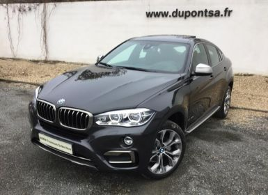 Voiture BMW X6 xDrive 30dA 258ch Exclusive Occasion