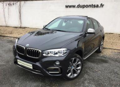 Vente BMW X6 xDrive 30dA 258ch Exclusive Occasion