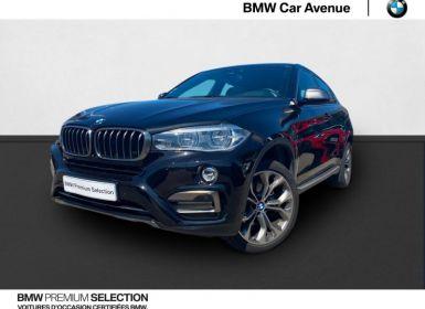 Achat BMW X6 xDrive 30dA 258ch Exclusive Occasion