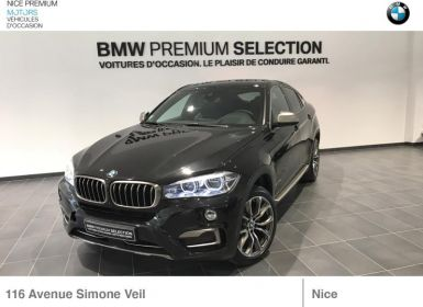 Vente BMW X6 xDrive 30dA 258ch Exclusive Euro6c Occasion