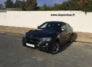 Achat BMW X6 xDrive 30dA 258ch Exclusive Euro6c Occasion