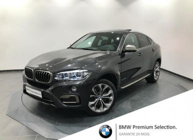 Vente BMW X6 xDrive 30dA 258ch Exclusive Euro6c Occasion