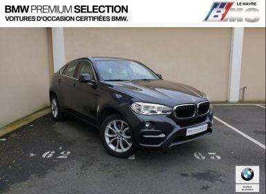 Vente BMW X6 xDrive 30dA 258ch Lounge Plus Occasion