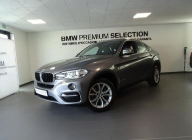 Achat BMW X6 xDrive 30dA 258ch Lounge Plus Occasion