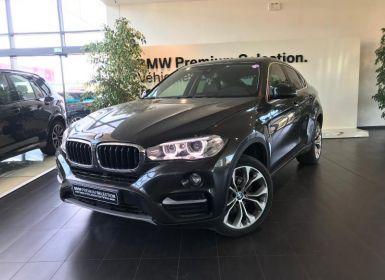 Achat BMW X6 xDrive 30dA 258ch Lounge Plus Occasion