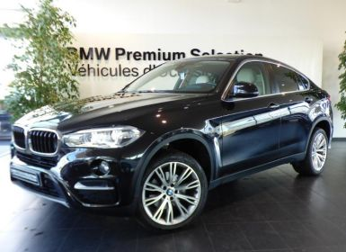 Vente BMW X6 xDrive 30dA 258ch Lounge Plus Occasion