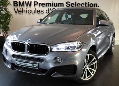 Achat BMW X6 xDrive 30dA 258ch M Sport Occasion