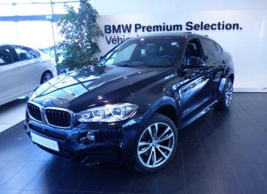 Vente BMW X6 xDrive 30dA 258ch M Sport Occasion