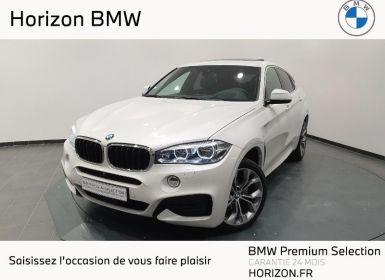 BMW X6 xDrive 30dA 258ch M Sport