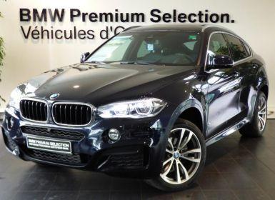 Vente BMW X6 xDrive 30dA 258ch M Sport Euro6c Occasion
