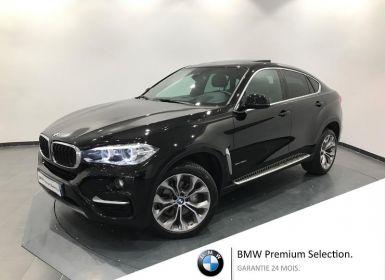 Achat BMW X6 xDrive 30dA 258ch X LINE Occasion