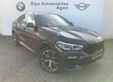 Vente BMW X6 xDrive 30dA 265ch M Sport Occasion