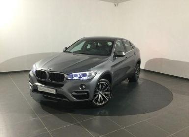 Achat BMW X6 xDrive 35iA 306ch Lounge Plus Occasion