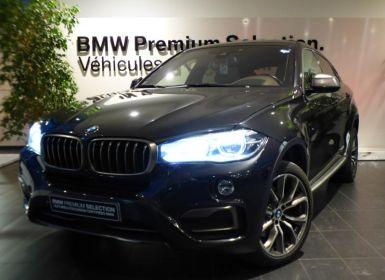 Vente BMW X6 xDrive 40dA 313ch Exclusive Occasion