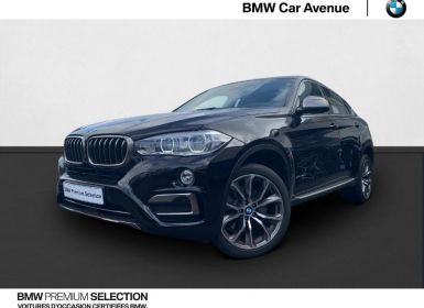 Vente BMW X6 xDrive 40dA 313ch Exclusive Occasion