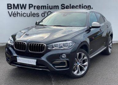 BMW X6 xDrive 40dA 313ch Exclusive Occasion