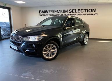 Vente BMW X6 xDrive 40dA 313ch Lounge Plus Occasion