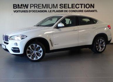 Vente BMW X6 xDrive 40dA 313ch Lounge Plus Occasion