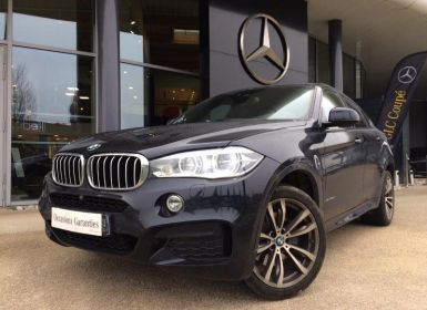 Achat BMW X6 xDrive 40dA 313ch M Sport 2018 Occasion
