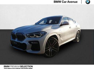 Vente BMW X6 xDrive 40iA 340ch M Sport Occasion