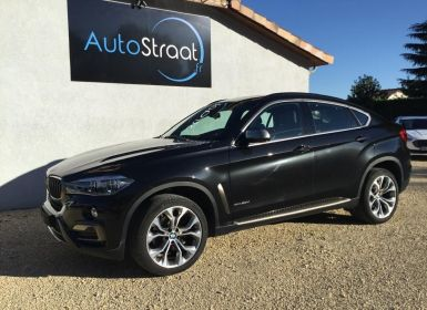 Vente BMW X6 XDRIVE30D EXCLUSIVE Occasion