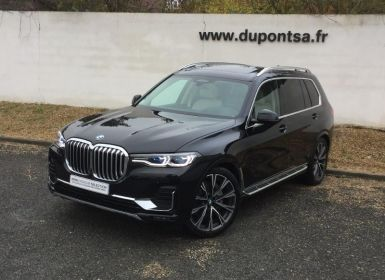 Acheter BMW X7 40iA xDrive 340ch Exclusive Occasion