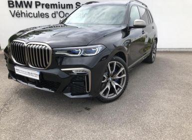 Achat BMW X7 M50dA xDrive 400ch M Performance Occasion