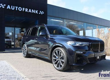 BMW X7 XDRIVE30D - 6ZIT - M-SPORT - 360 CAM - LASER - HUD Occasion