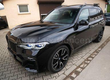 BMW X7 xDrive40d M Sport, Sièges M, ACC, Caméra 360°, Divertissement AR, TV, Toit Sky Lounge, Attelage