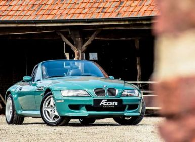 Vente BMW Z3 M 3.2 - ROADSTER - SPORT EXHAUST - BELGIAN CAR Occasion