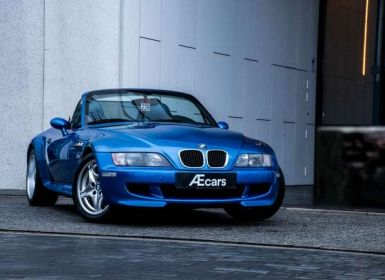 Vente BMW Z3 M ROADSTER 3.2 - MANUAL - FULL HISTORY Occasion