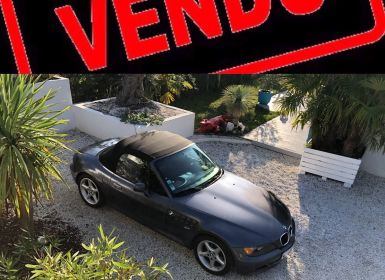 Achat BMW Z3 roadster 1.9i 125 Occasion