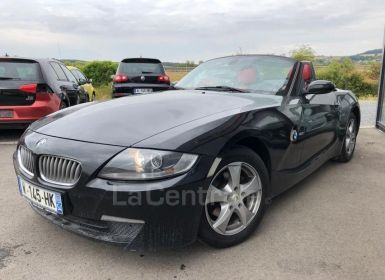 Vente BMW Z4 E85 2.0I Occasion