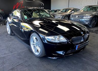 Vente BMW Z4 M Coupé 343 Ch Boite 6 Vitesses – Origine France – Entièrement D'origine – Révisé 2020 Occasion
